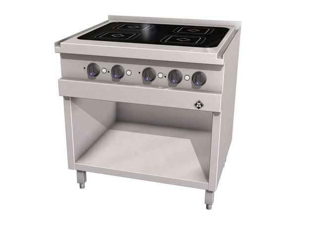 2123103- koken-electrische-inductiekookplaat-4zones-MKN