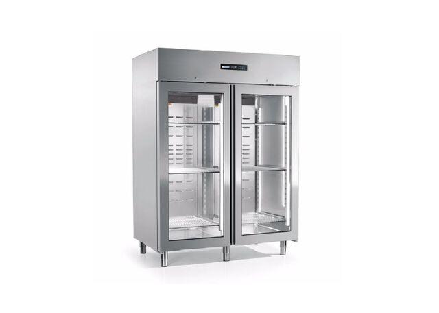 dubbeldeurs koelkast