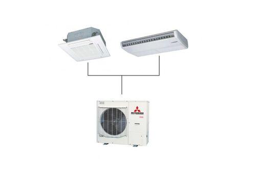 maatwerk multisplit airco systeem